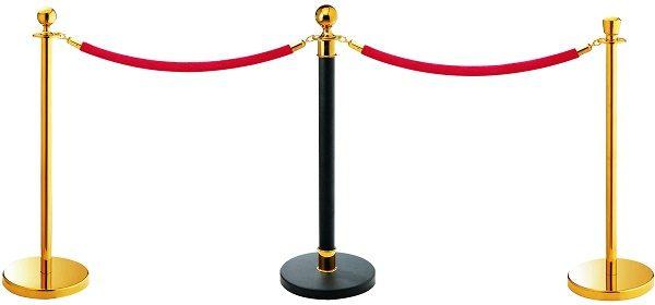 Rào chắn inox, cột phân luồng, trụ ngăn các loại giá rẻ tại Hà Nội