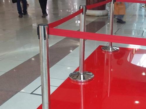 Cột chắn Inox dây căng là gì? Nơi phân phối và thanh lý chất lượng