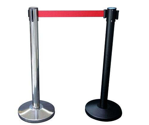 Giá cột chắn inox dây kéo là bao nhiêu tiền?