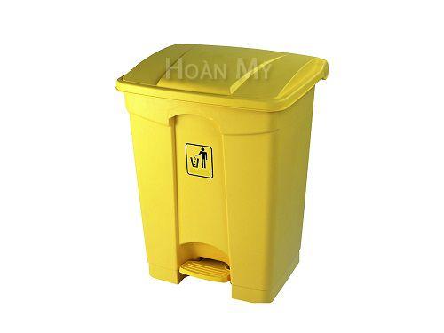 Thùng rác nhựa y tế 25L